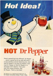 Hot Dr Pepper